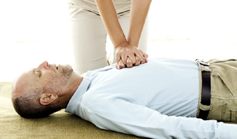 Safety 1st first aid at work training courses