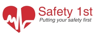 Safety 1st Hampshire First Aid Training Logo